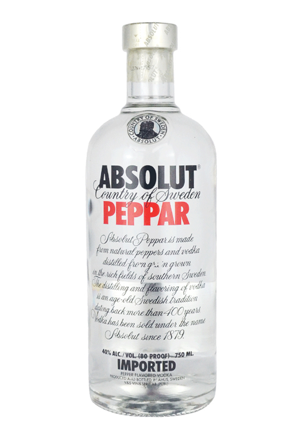 A1-0012-Absolut-Vodka-Peppar-1L - Welcome to Liquor Delivery Singapore