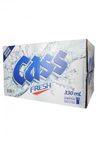 BE-001633-Korea-Cass-Beer-Pint-330mlX24-Bottle-Per-Carton-5%Alc